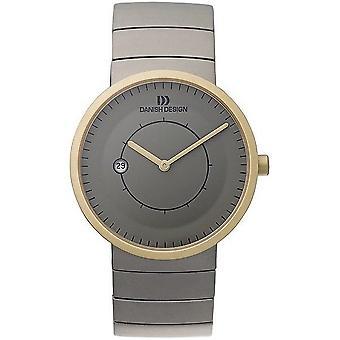 Tanskan design Miesten Watch Titanium kellot IQ65Q830-3316269
