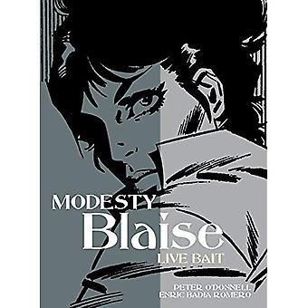 Modesty Blaise: Live Bait (Modesty Blaise