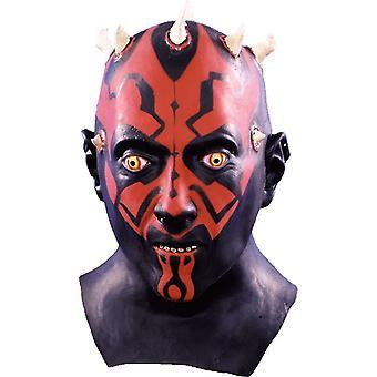 Darth Maul Mask Latex For Adults