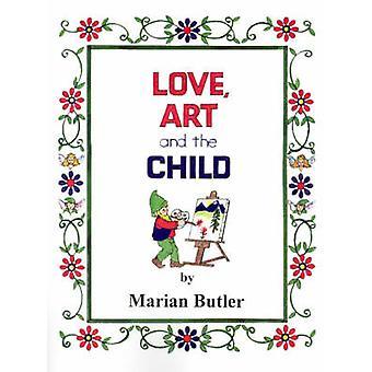 Elsker kunst og barnet av Butler & Marian