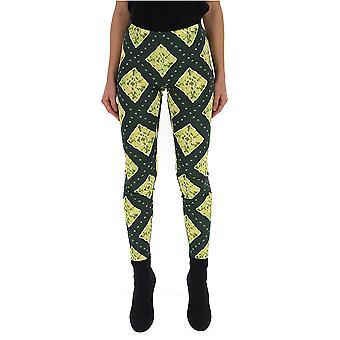 Marc Jacobs Green Cotton Pants