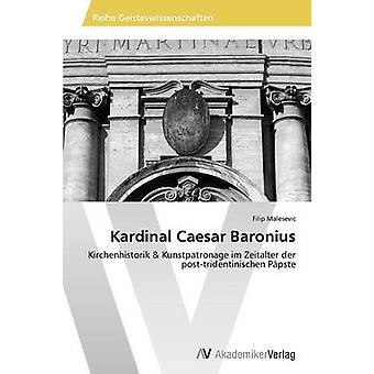 Kardinal César Baronius por Malesevic Filip