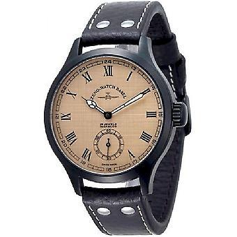 ゼノ ・ ウォッチ メンズ腕時計 OS レトロ レトロ黒ローマ 8558 6-bk i6 ローマ