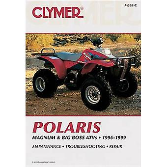Polaris Magnum & Big Boss ATVs - 1996-1999 by Clymer Publications - 97