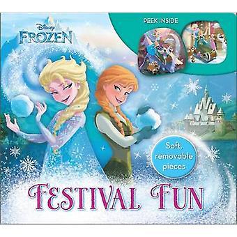 Frozen Festival Fun by AZ Books - 9781618891723 Book
