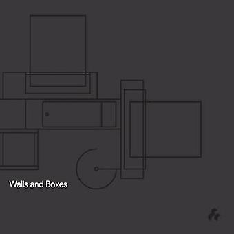 Walls and Boxes - Guard Tillman Pollock - 9781911339038 Book