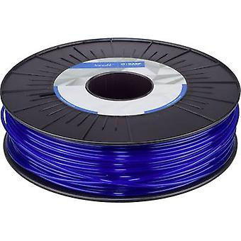 BASF Ultrafuse PLA-0024B075 PLA BLUE TRANSLUCENT Filament PLA 2.85 mm 750 g Blue (translucent)
