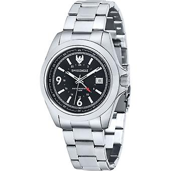 Swiss Eagle SE-9066-11 Heren Horloge