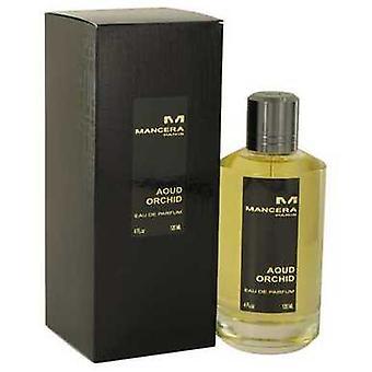 Mancera Aoud Orchid De Mancera Eau De Parfum Spray (unisex) 4 Oz (mujeres) V728-540136