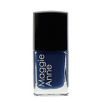 Maggie Anne Toxin Free Gel Effect Nail Polish - Sapphire 11ml