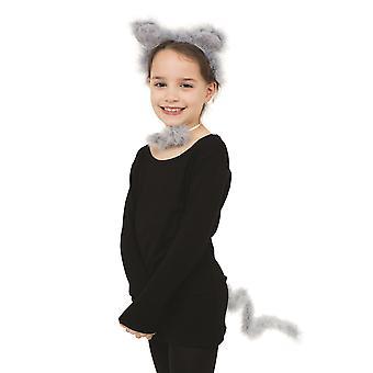 Bristol Novelty Childrens/Kids Mouse Set