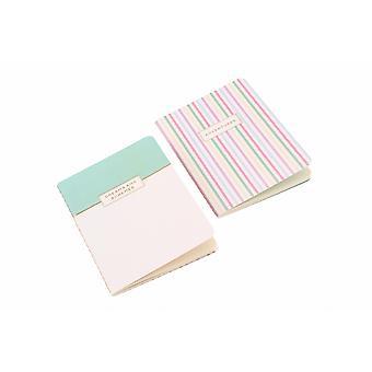 Willow & Rose dromen en regelingen Notebooks (Set van 2)