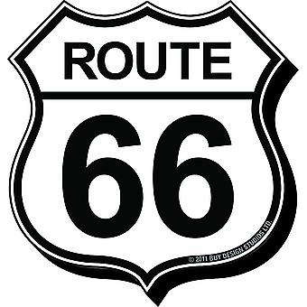 Magnet - Route 66 - Road Sign Licensed Gifts Toys 95104