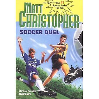 Fotboll duell (Matt Christopher Sports Classics)