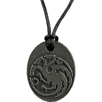 Game of Thrones Targaryen riipus