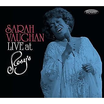 Sarah Vaughan - Live at Rosys [CD] USA import
