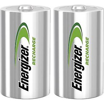Bateria Energizer Power Plus HR20 D (akumulator) NiMH 2500 mAh 1,2 V 2 szt.)