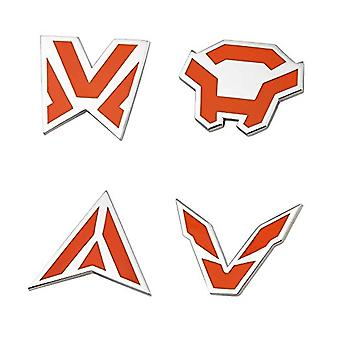 Pin Set - Anthem - Javelin Icons New j9583