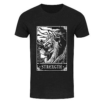 Deadly Tarot Mens Strength T Shirt