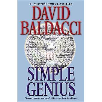 Simple Genius by David Baldacci - 9781455550807 Book
