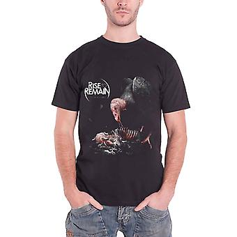 Rise To Remain City Of Vultures Official Mens New Black T