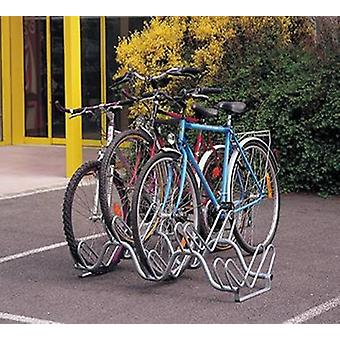 Mottez - Heavy duty fietsenrek (5 fietsen)