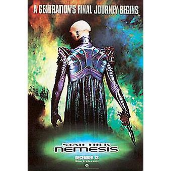 Star Trek Nemesis (Advance Reprint) Reprint Poster