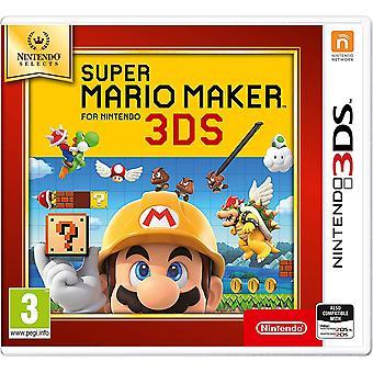 Super Mario Maker Nintendo 3DS Spiel (Nintendo Selects Edition)