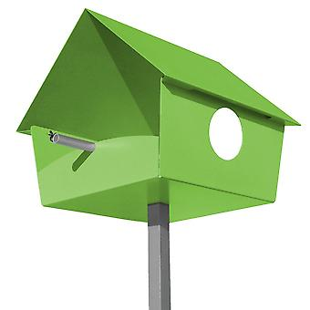 RAYON birdhouse peep-show XXL vert - 529 d