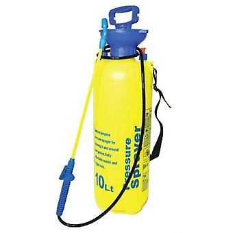 Pression Garden Weed Sprayer 10L Knapsack Portable Yard Pump Pesticide