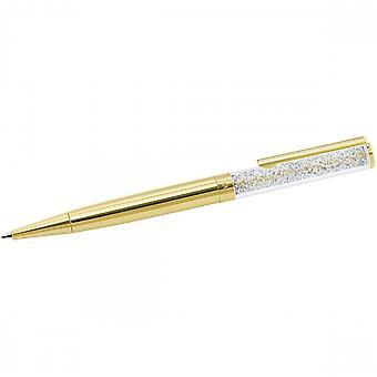 Swarovski Crystalline Ballpoint Pen, Złoty Ton 5224389