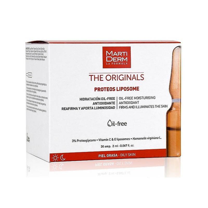 Martiderm The Originals Liposome Proteos Mixed And Fat Skin 30 Blisters
