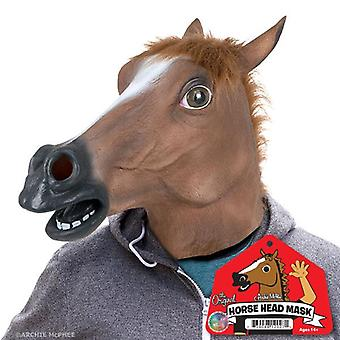Cosplay - Archie McPhee - Mask - Horse Costume Head Face 12027