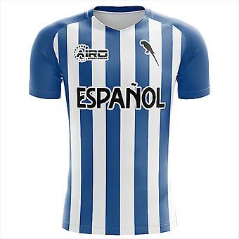 2019-2020 Espanyol Home Concept Fußball Shirt