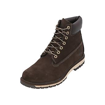Timberland Radford 6 in Boat WP Men's Boots Brown Lace-Up Boots Winter