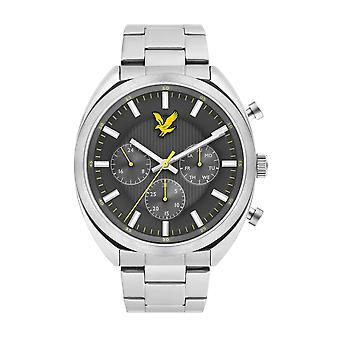 Lyle & Scott LS-6016-11 Men's Tevio XE Grey Dial Wristwatch