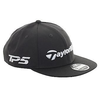 TaylorMade Mens TM M3 TP5 New Era Moisture Wicking Tour 9Fifty Snapback Cap