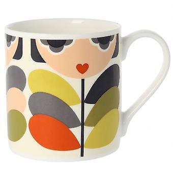 Orla Kiely Lady Stem Multi Large Mug