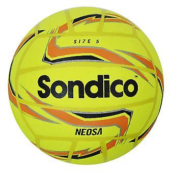 Sondico Unisex Neosa indoor Voetbalopleiding sport match bal voetbal buiten