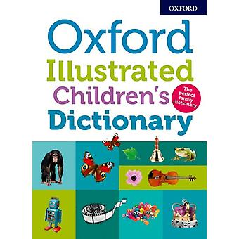 Oxford Illustrated Childrens Dictionary