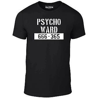 T-shirt Psycho Ward