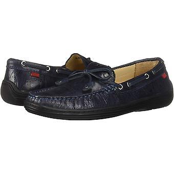 MARC JOSEPH NEW YORK Kids' Casual Comfort Slip on Moccasin Tie-Bow Loafer Dri...