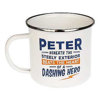 History & Heraldry Peter Tin Mug 72