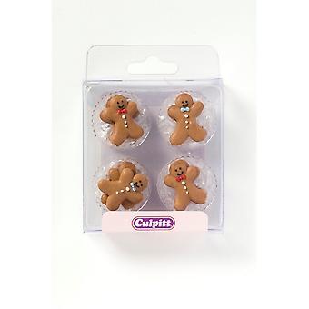 Culpitt Gingerbread mænd Pipings