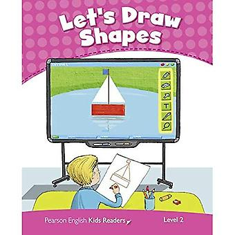 Let-apos;s Draw Shapes Reader CLIL (Pearson English Kids Readers)