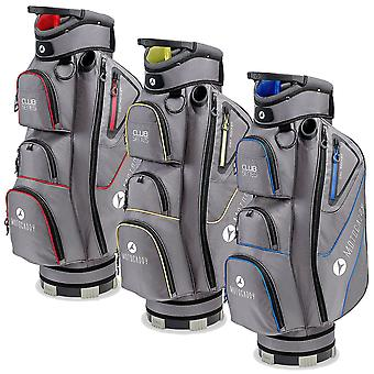 Motocaddy 2020 Club Series 14 Way Lightweight Durable Rain Hood Golf Cart Bag