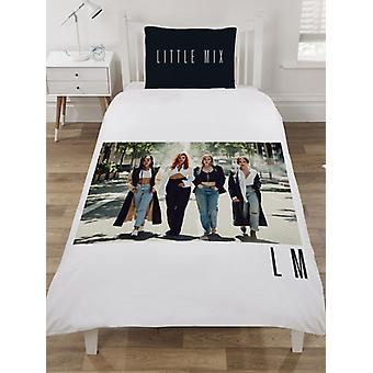 Little Mix LM5 Single Duvet Cover and Pillowcase Set