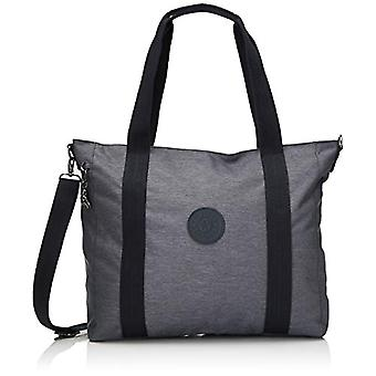 Kipling ASSENI Beach sac 49 cm 20 litres Noir (Charbon)