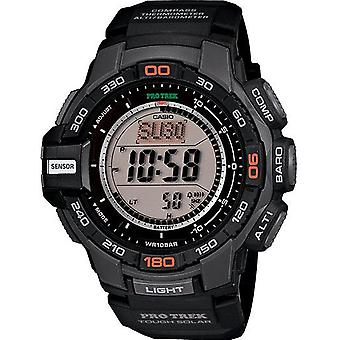Casio Pro-Trek Triple Sensor Solar Mens Watch PRG270-1CR