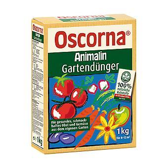 OSCORNA® Animalin Garden Meststof, 1 kg